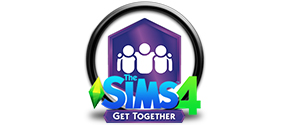 The Sims 4 Get Together icon