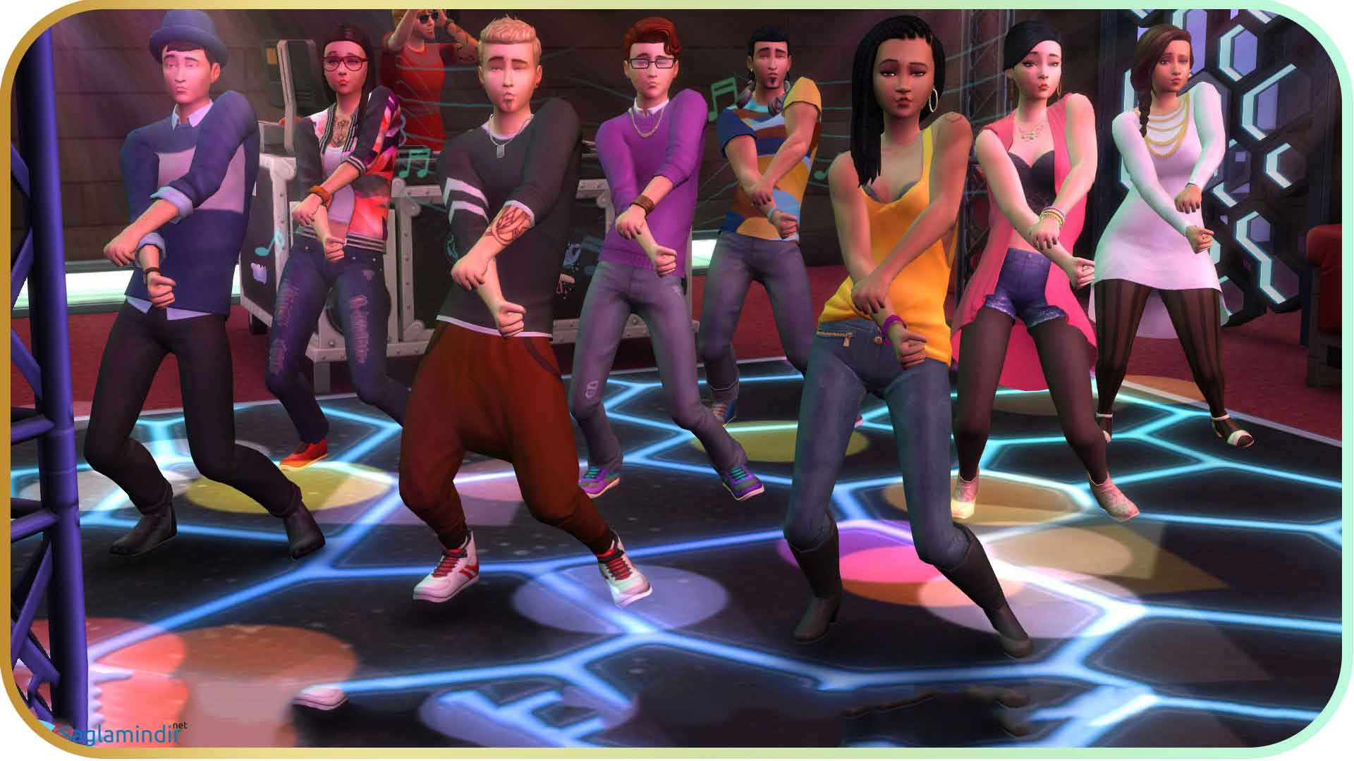 The Sims 4 Get Together saglamindir