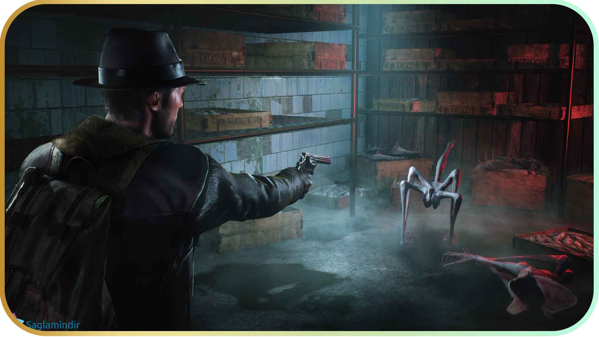The Sinking City torrent indir