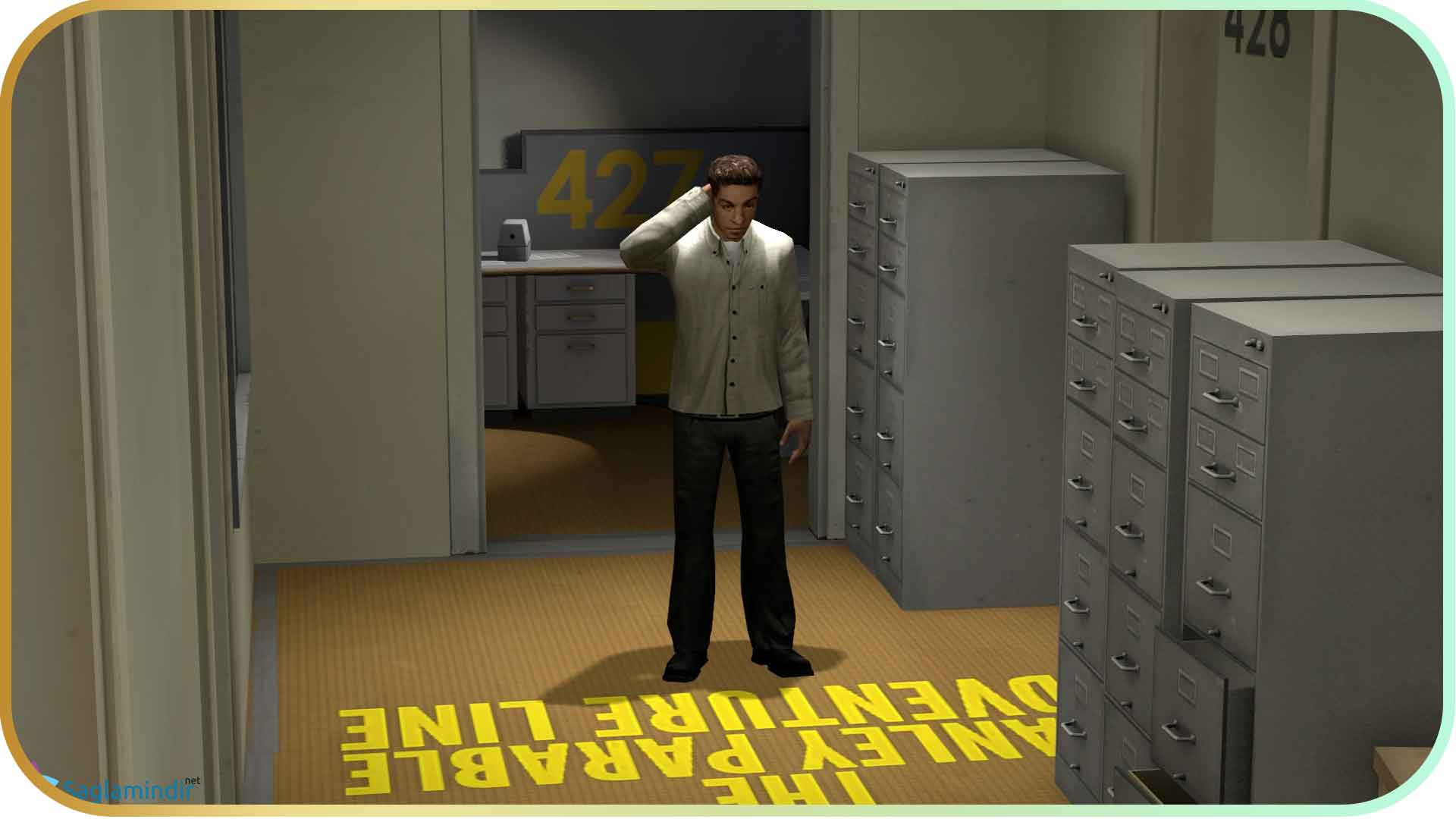 The Stanley Parable torrent indir