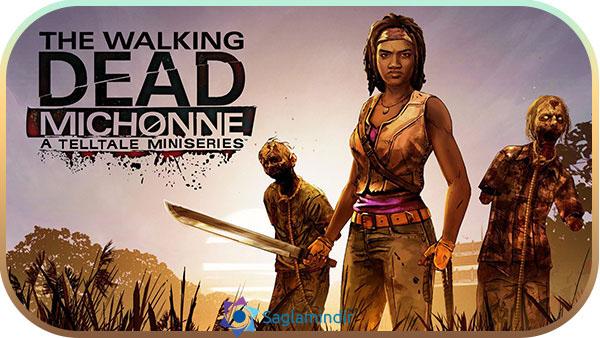 The Walking Dead Michonne Episode 3 indir