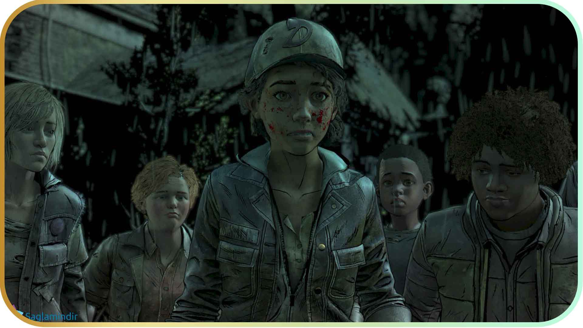 The Walking Dead The Final Season Episode 2 torrent indir