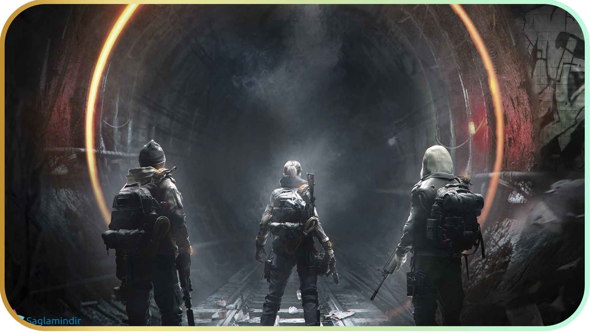 Tom Clancy's The Division torrent indir