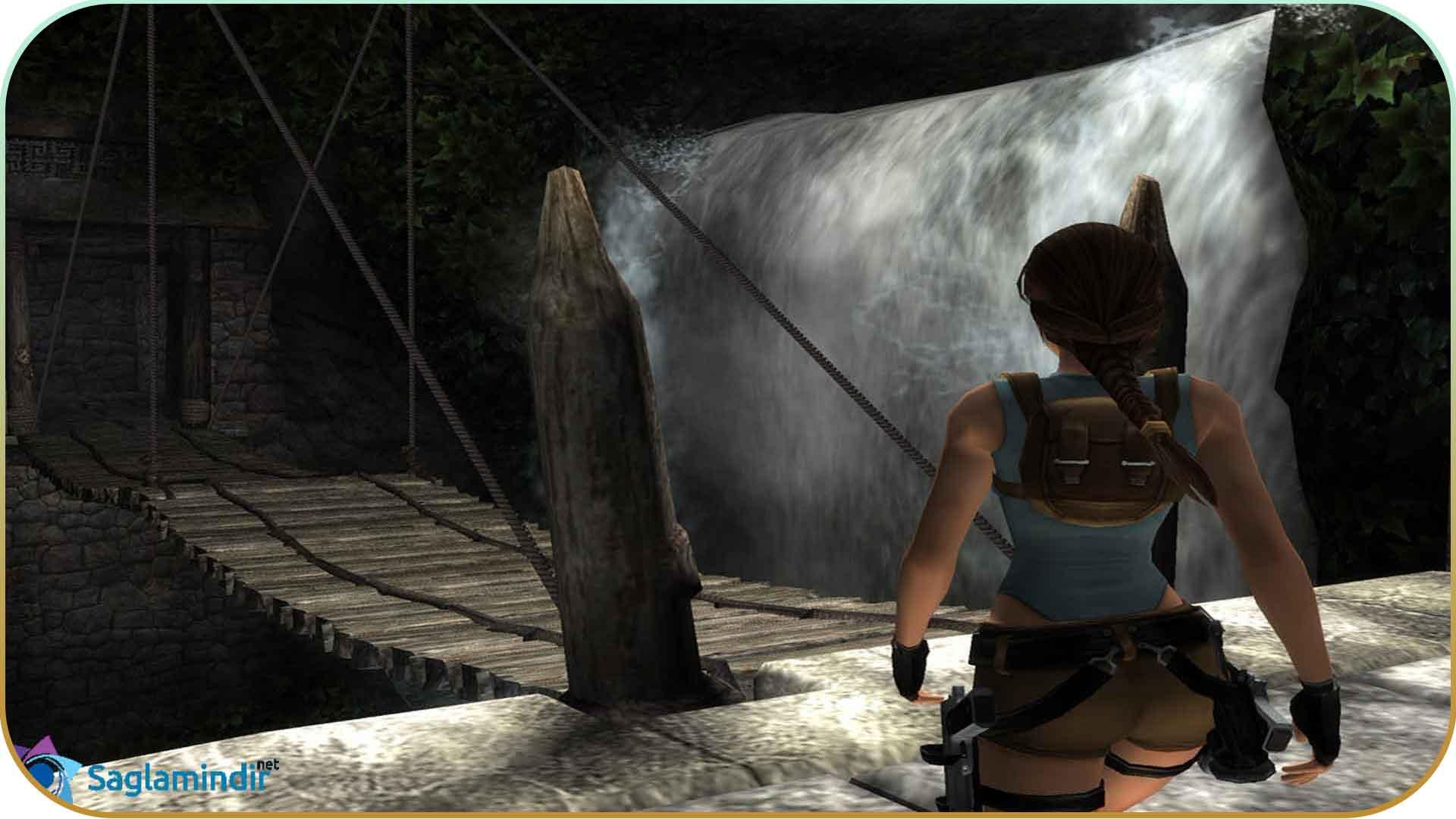 Tomb Raider Anniversary saglamindir
