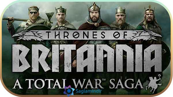 Total War Saga Thrones of Britannia indir