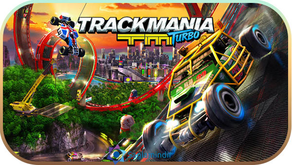 Trackmania Turbo indir