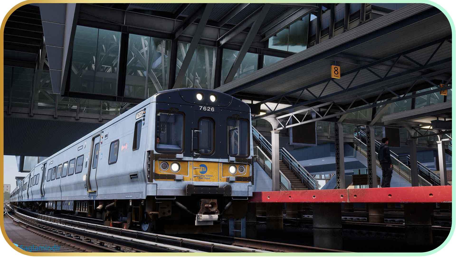 Train Sim World torrent indir
