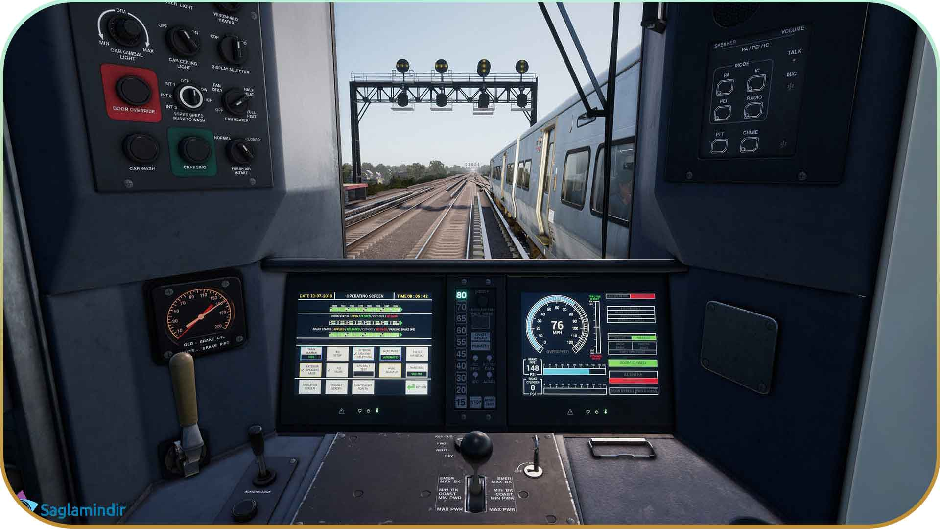Train Simulator World CSX Heavy Haul full indir