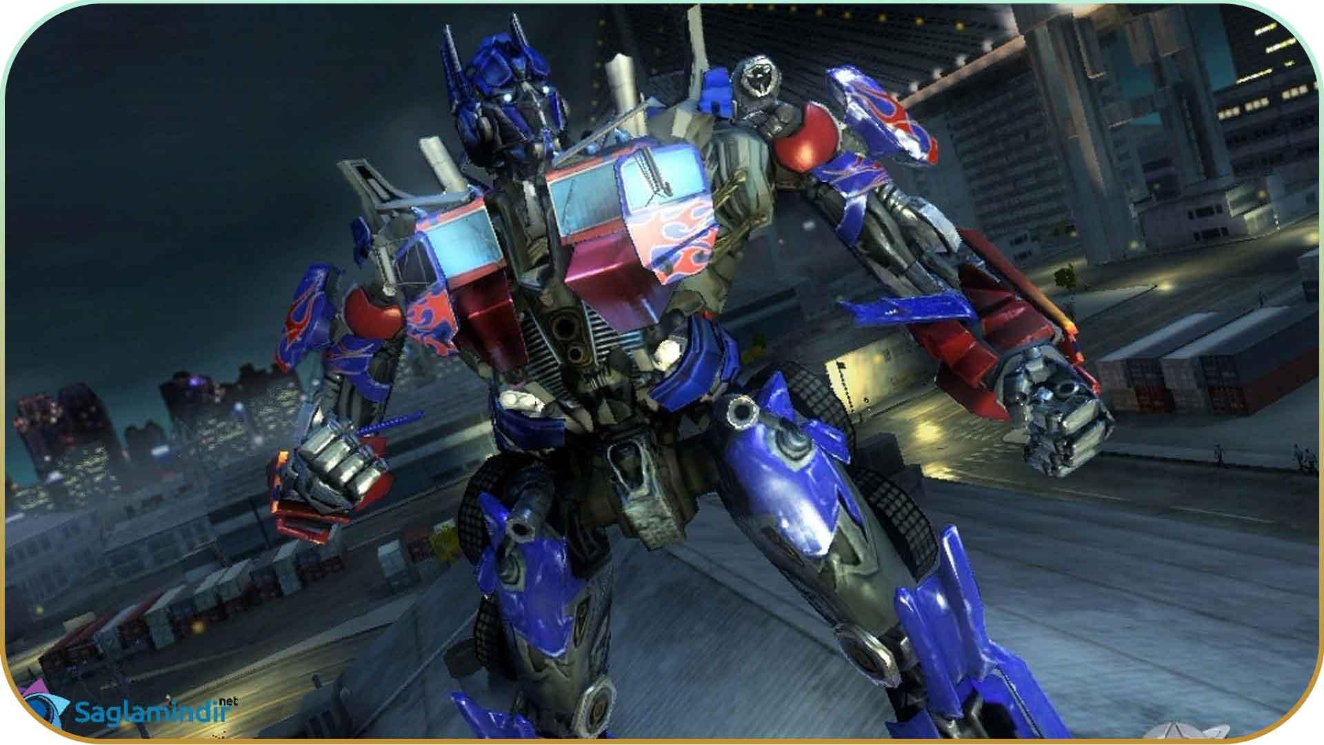 Transformers Revenge Of The Fallen saglamindir