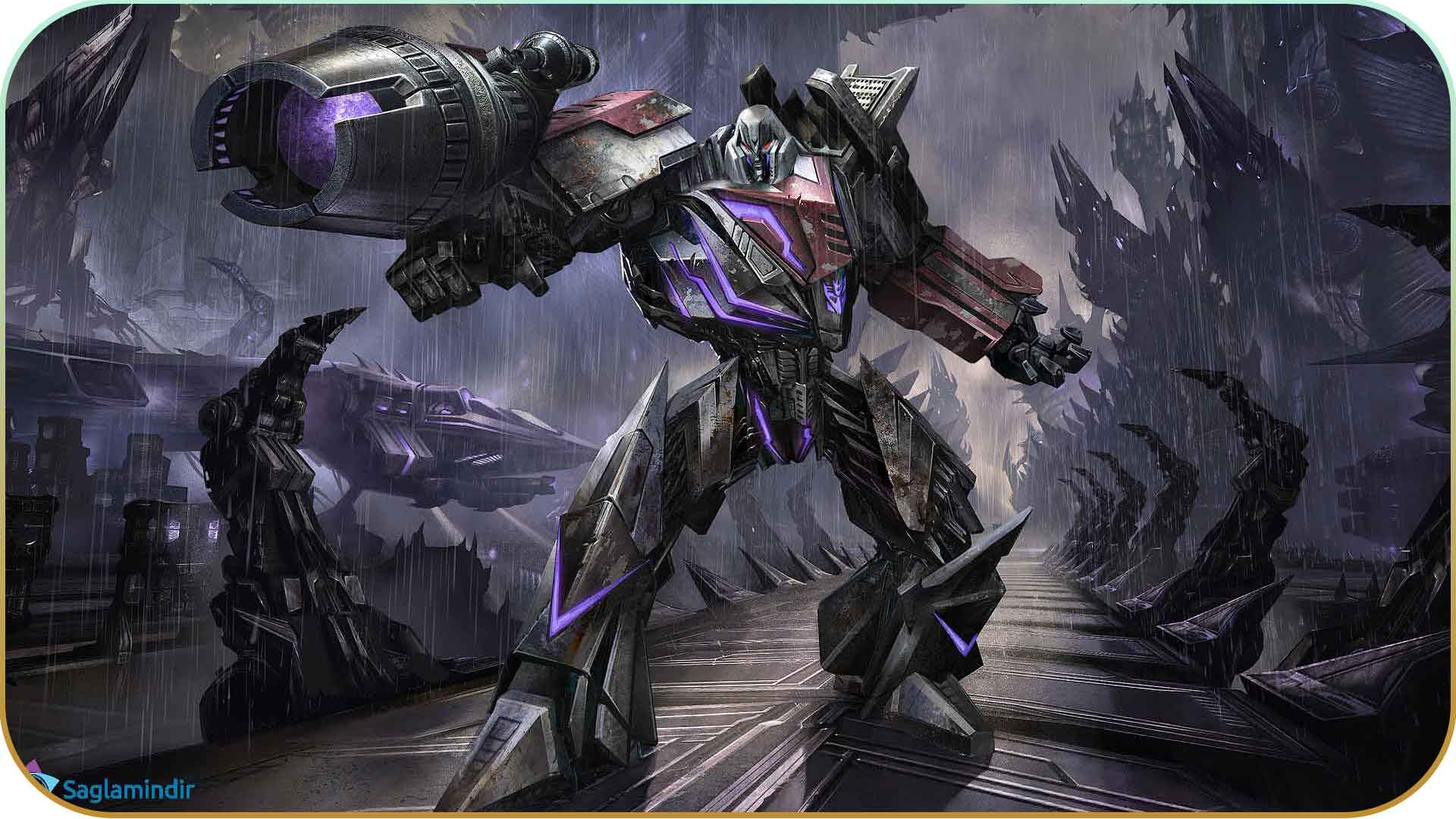 Transformers Rise of the Dark Spark full indir