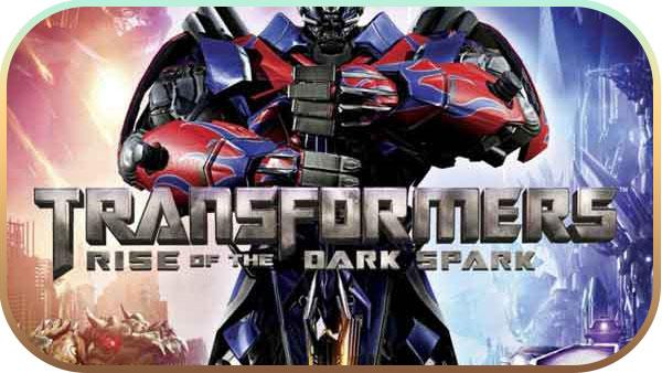 Transformers Rise of the Dark Spark indir