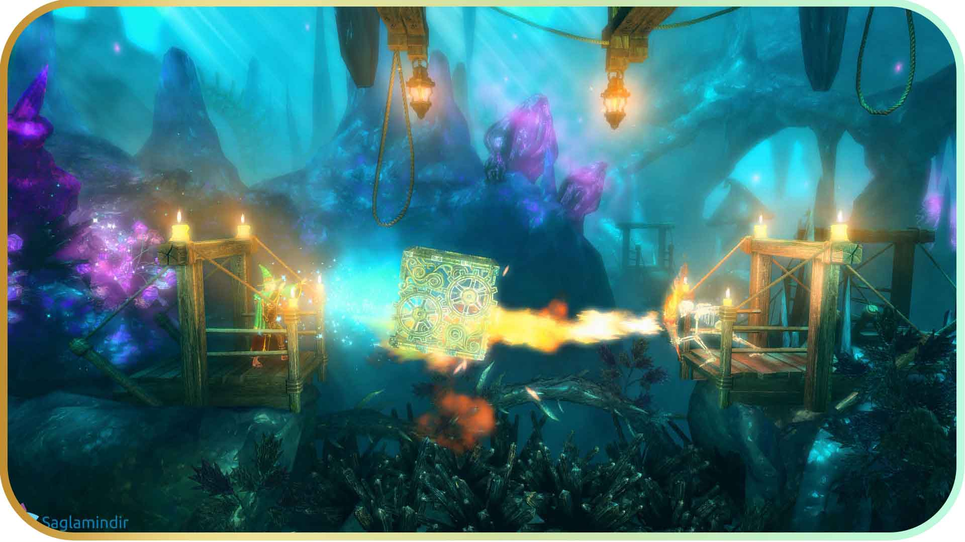 Trine Enchanted Edition torrent indir