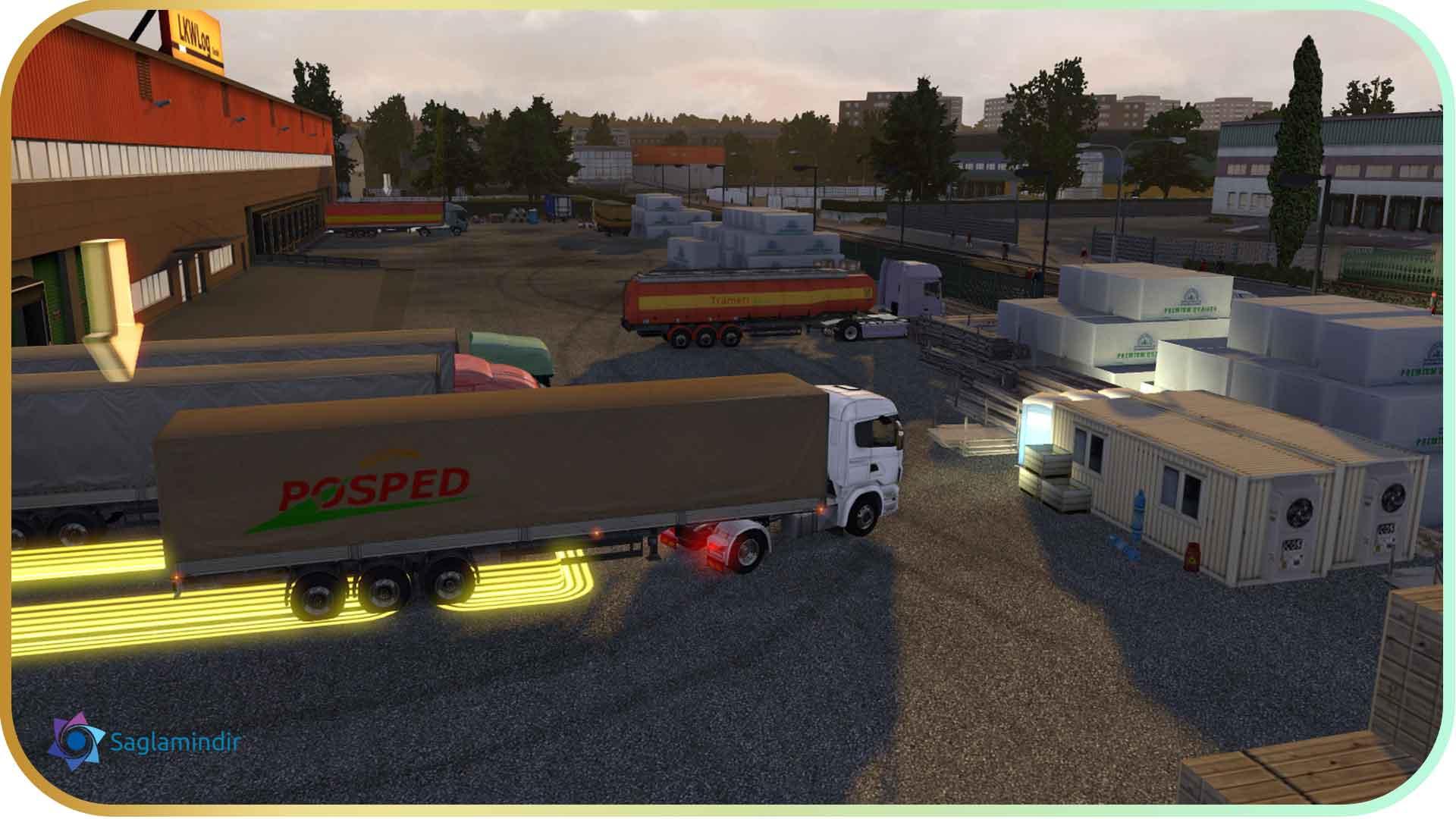 Truck & Trailers full indir