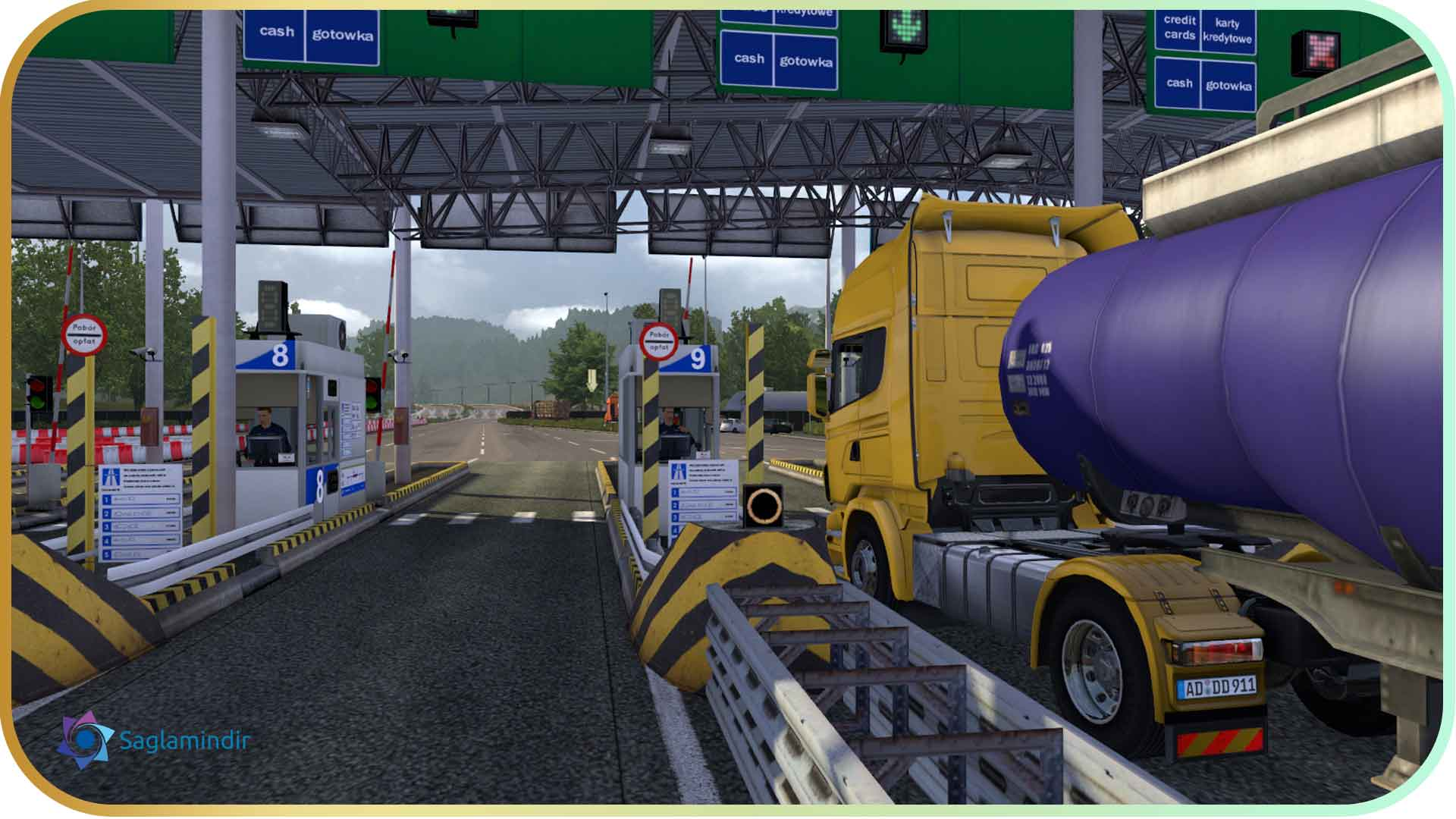 Truck & Trailers saglamindir