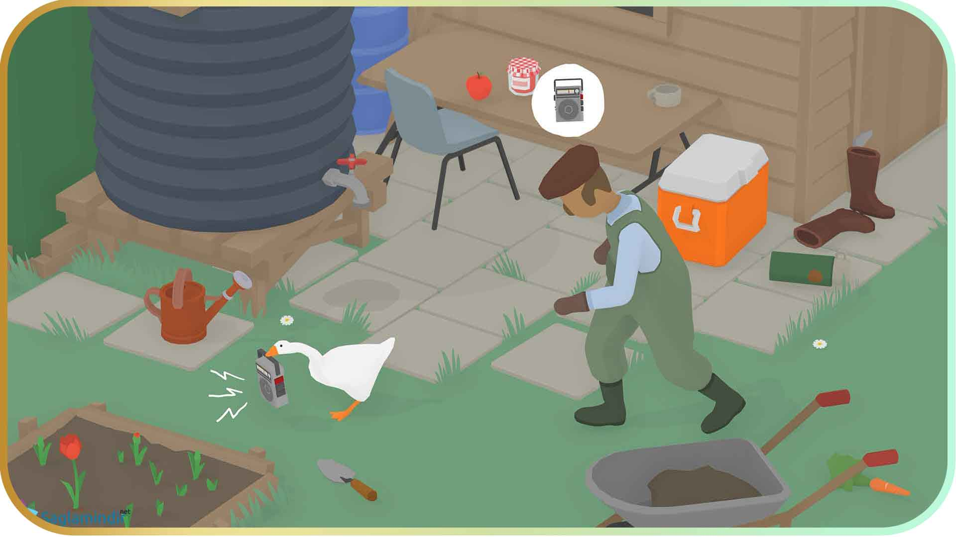 Untitled Goose Game full indir