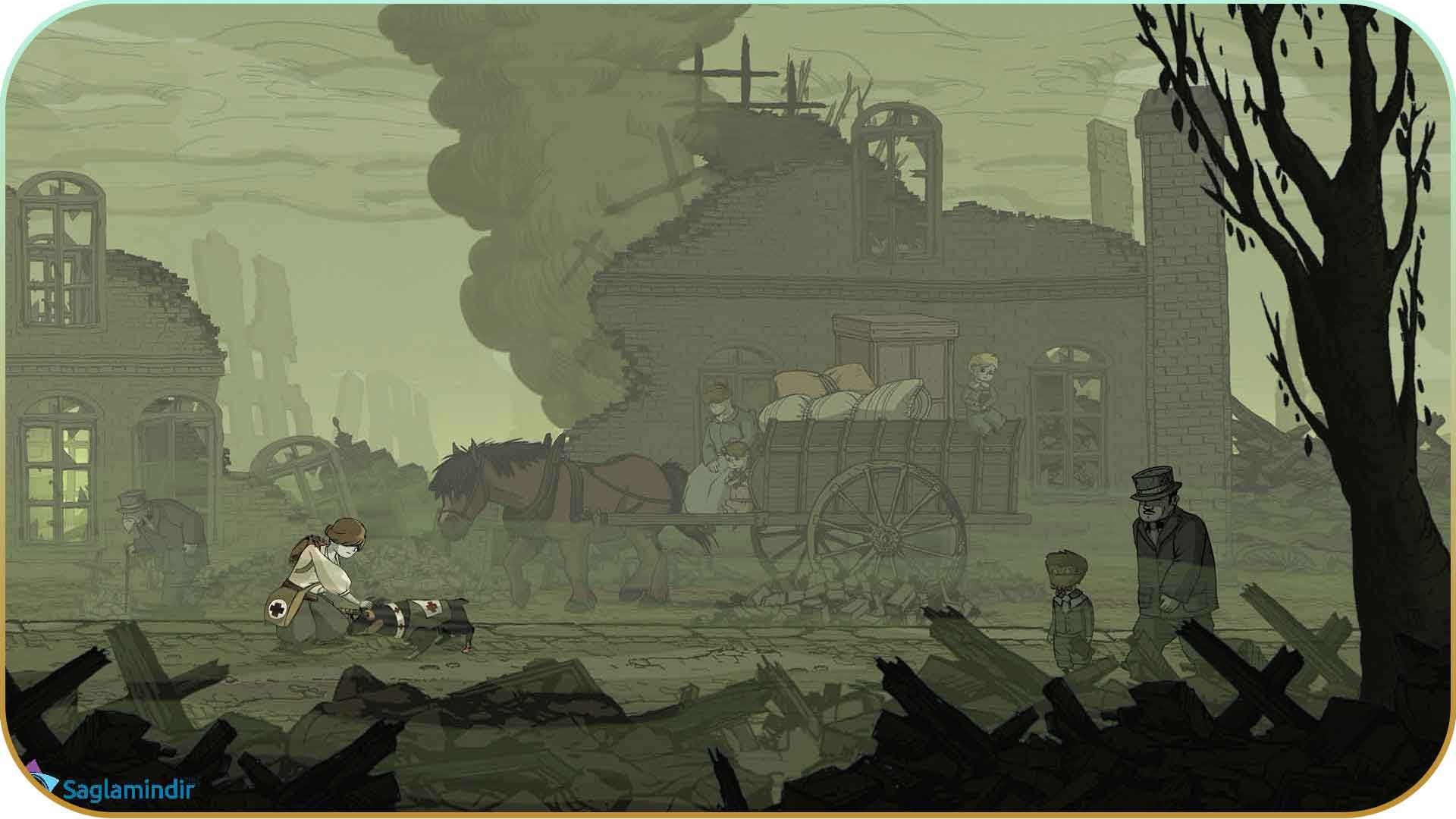 Valiant Hearts The Great War full indir