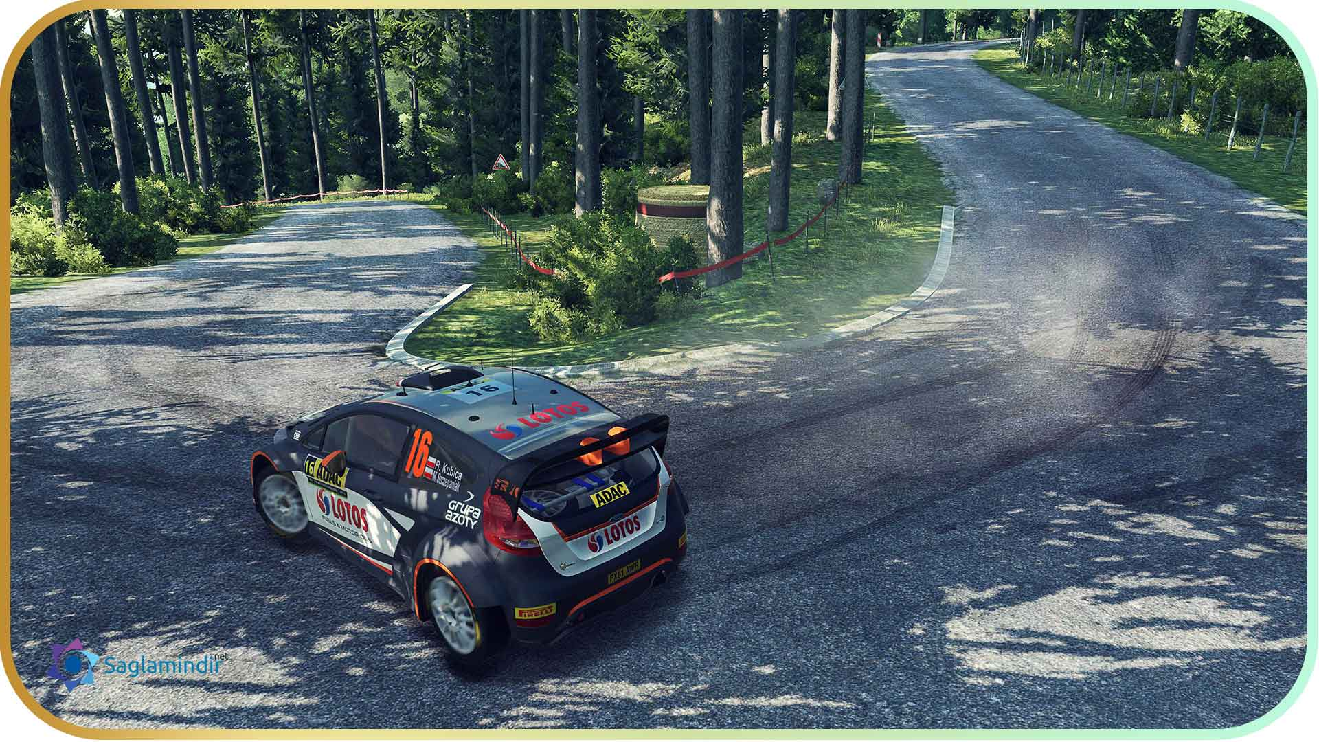 WRC 5 FIA World Rally Championship torrent indir