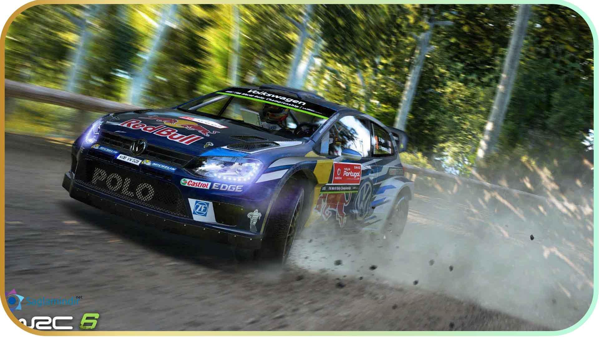 WRC 6 full indir