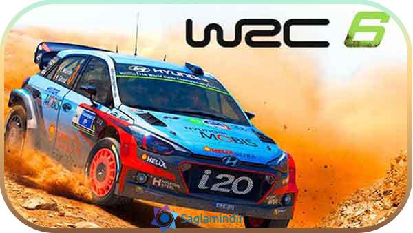 WRC 6 indir
