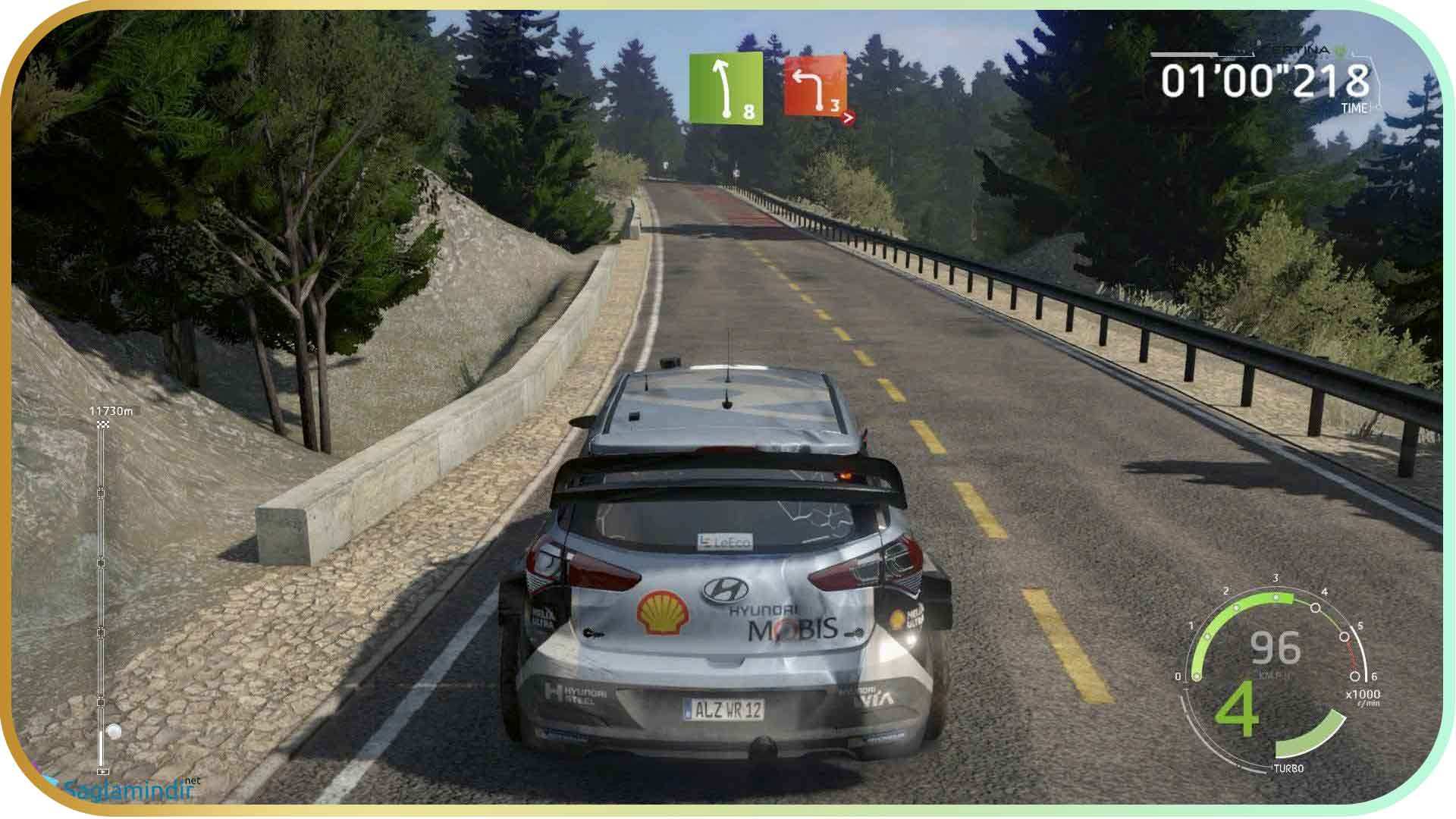 WRC 6 saglamindir