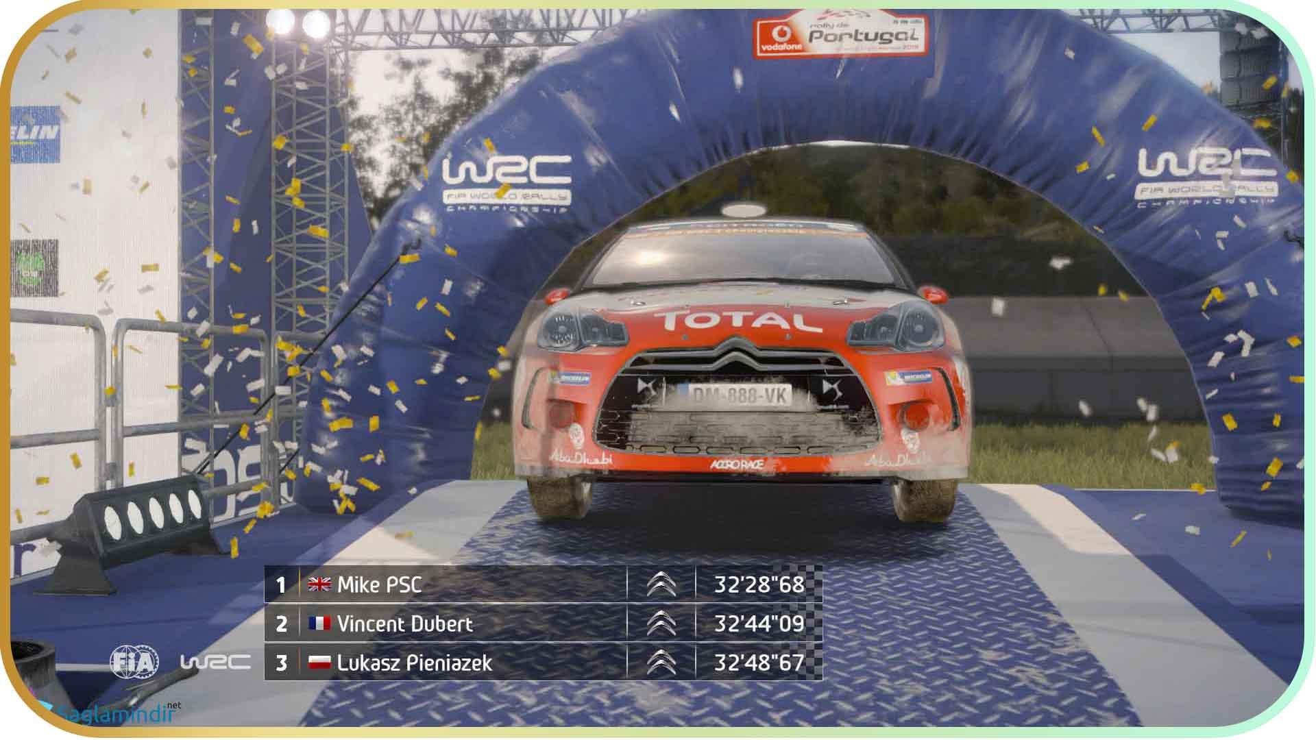 WRC 6 torrent indir