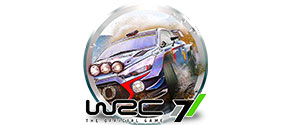 WRC 7 FIA World Rally Championship icon