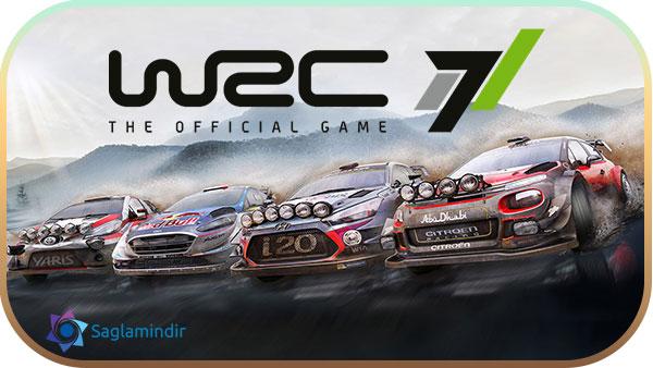 WRC 7 FIA World Rally Championship indir