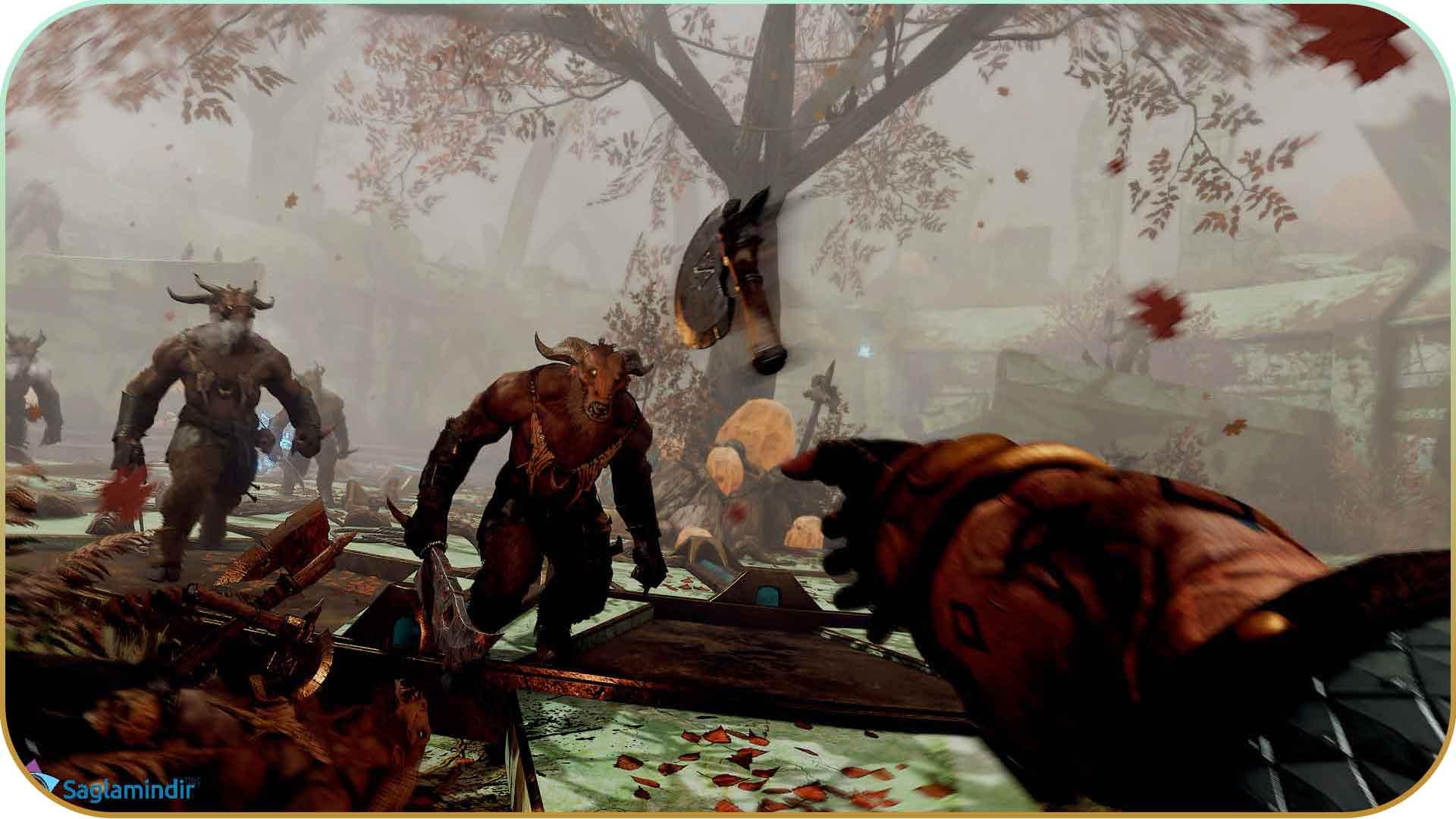Warhammer Vermintide 2 saglamindir