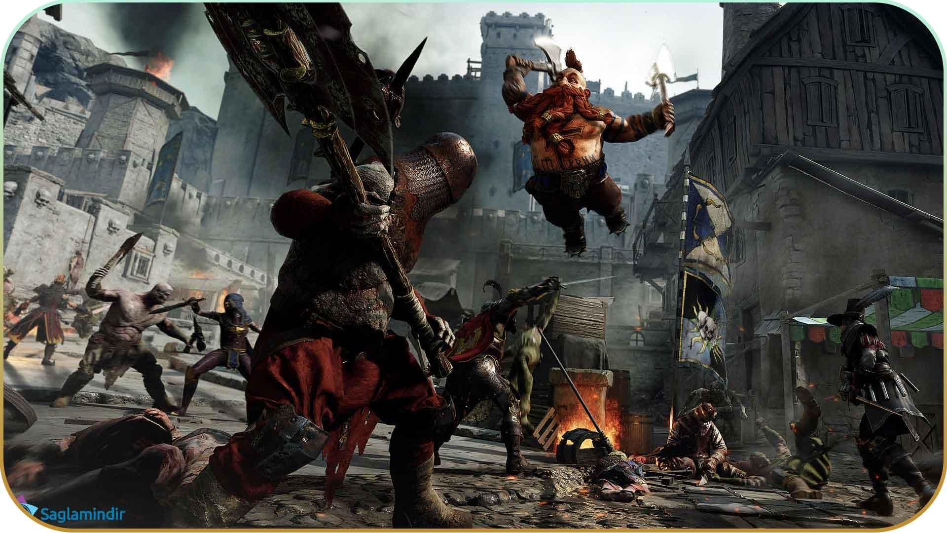Warhammer-Vermintide 2 torrent indir