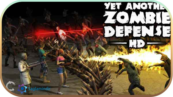 Yet Another Zombie Defense HD indir
