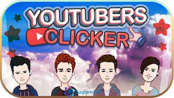 Youtubers Clicker indir