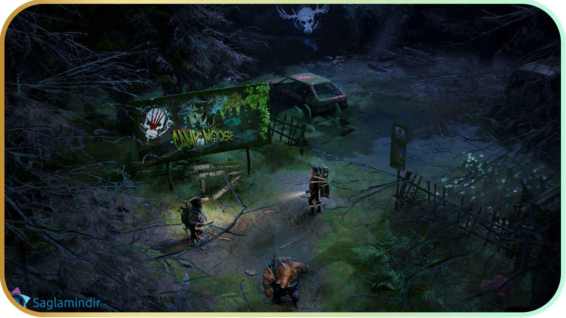 Mutant Year Zero Road To Eden full indir