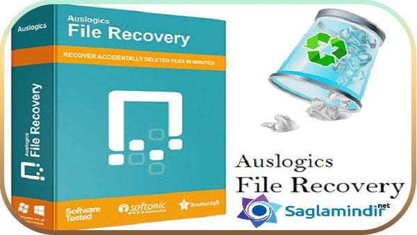 Auslogics File Recovery indir