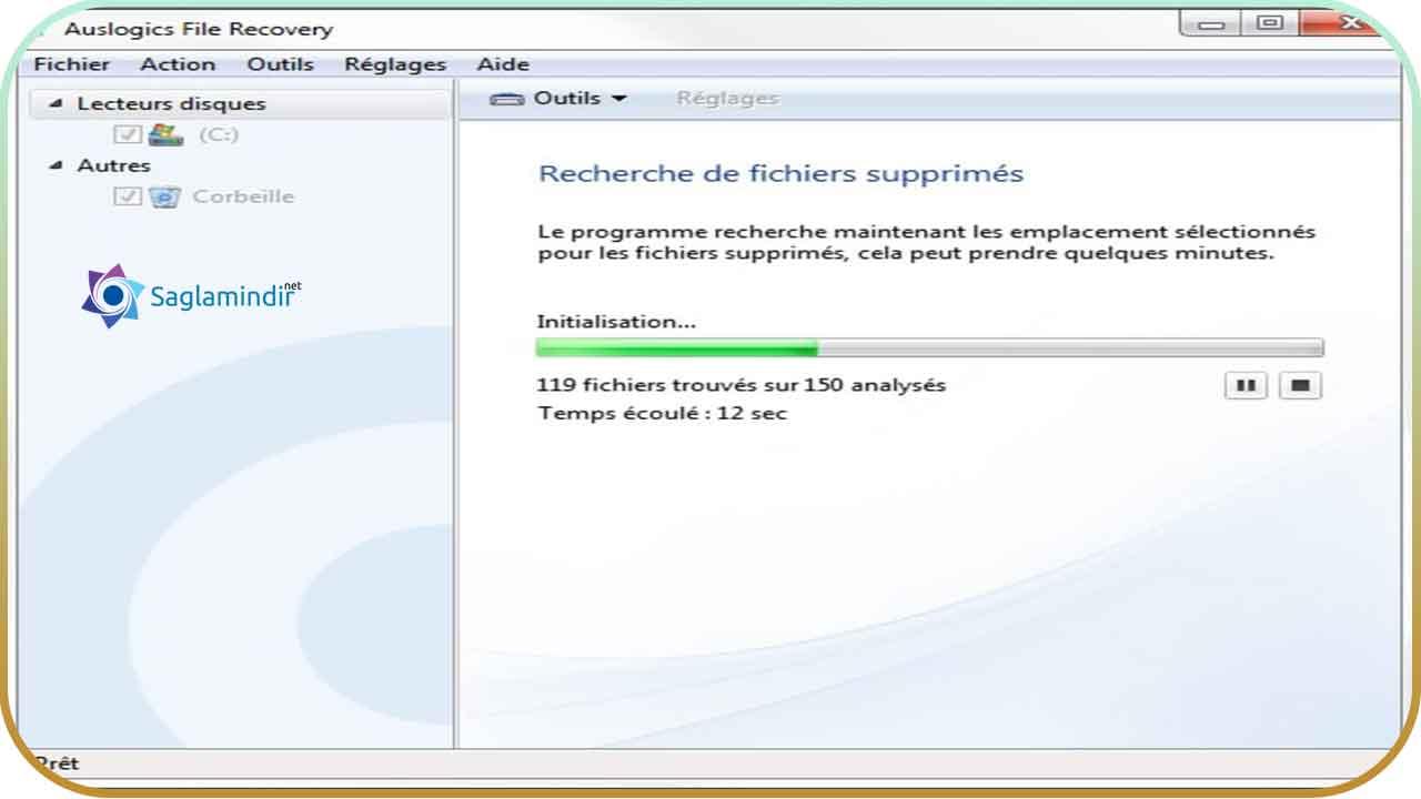 Auslogics File Recovery saglamindir