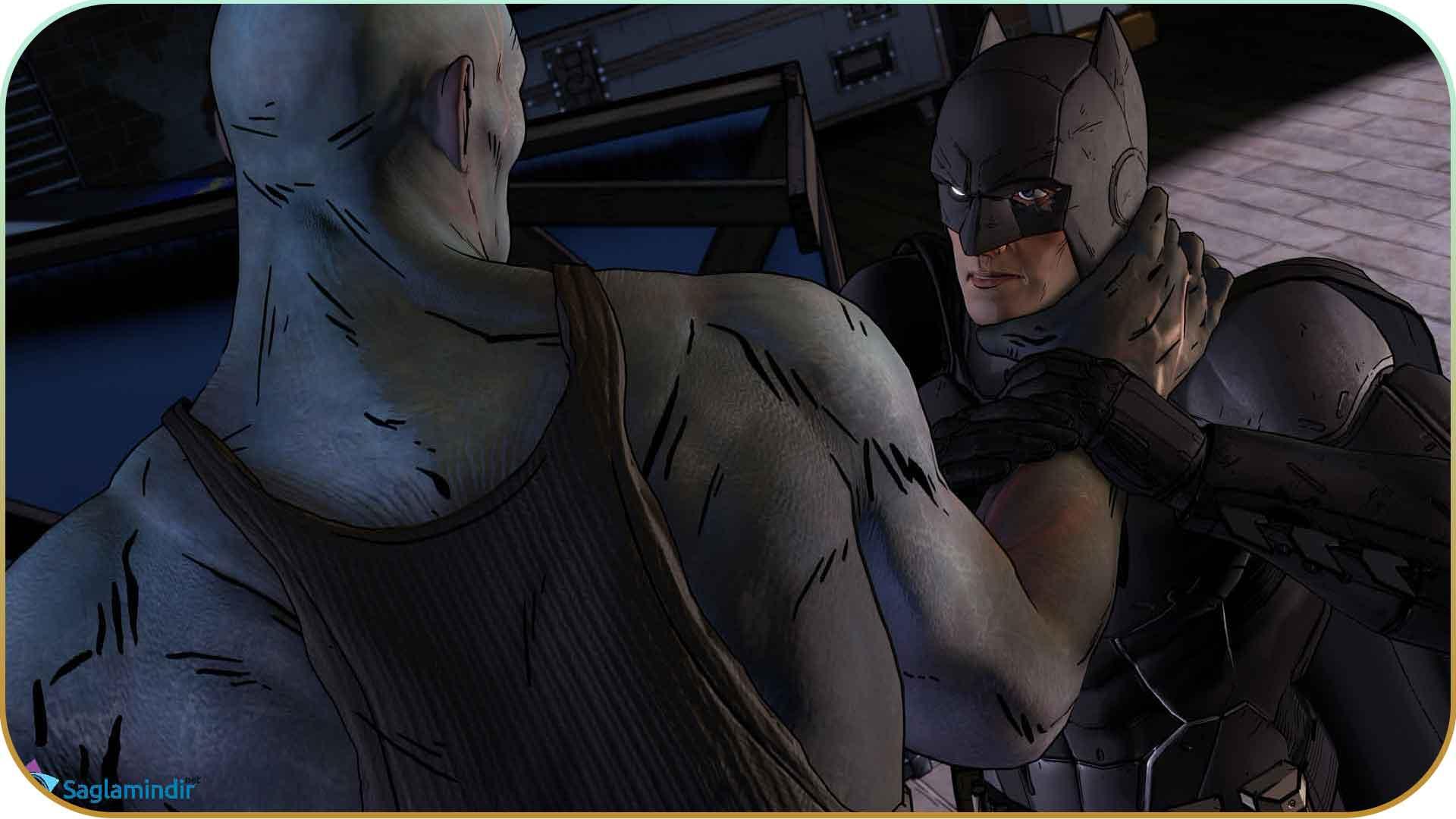 Batman Episode 5 full indir