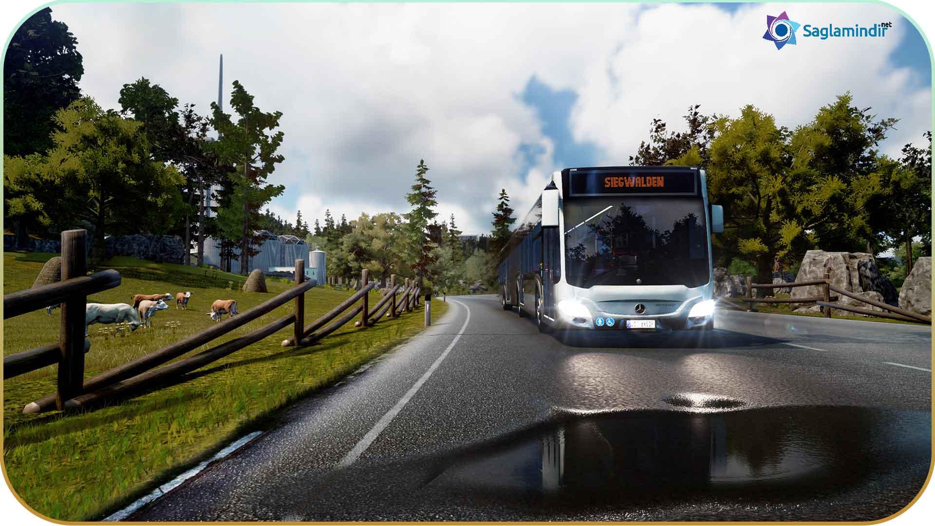Bus Simulator 18 saglamindir