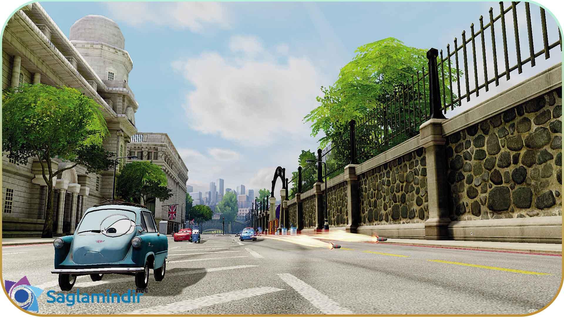 Cars 2 The Video Game saglamindir