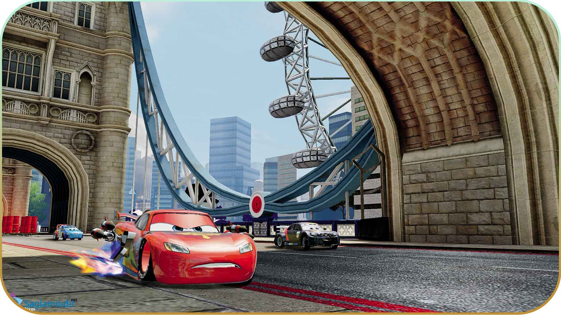 Cars 2 The Video Game torrent indir