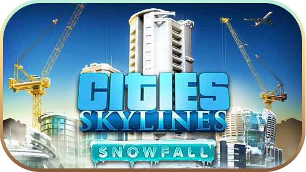 Cities Skylines Snowfall indir