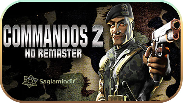 Commandos 2 - HD Remaster indir