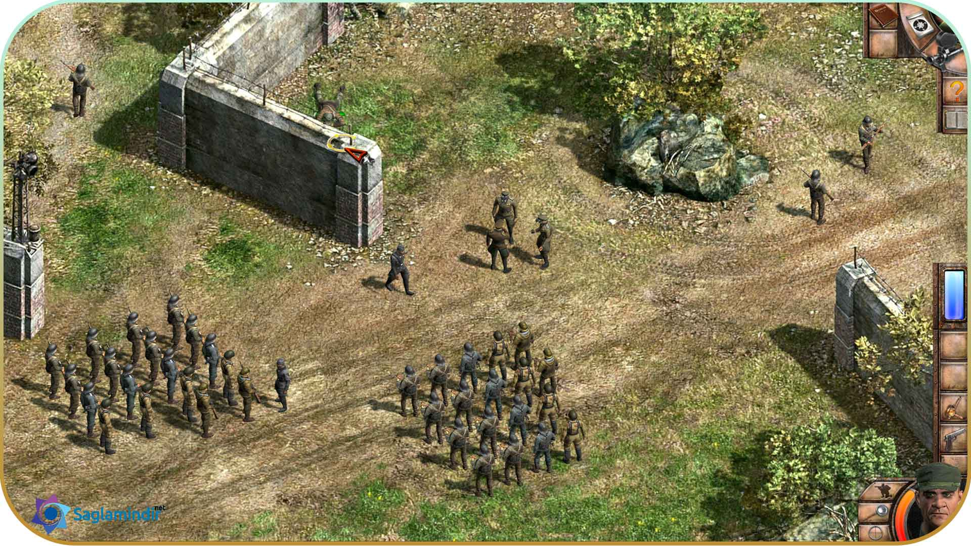 Commandos 2 HD Remaster torrent indir