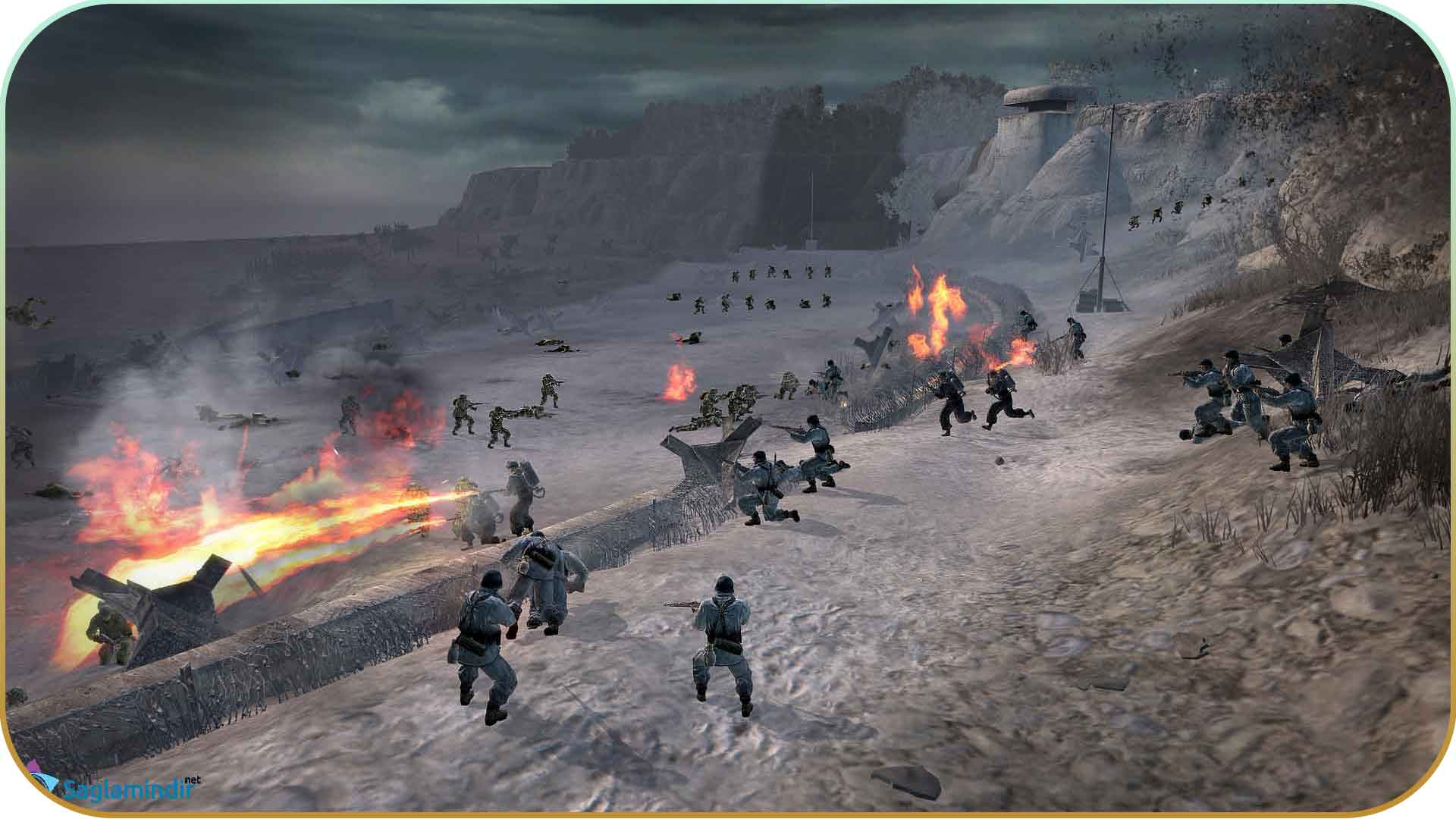 Company Of Heroes Tales Of Valor full indir