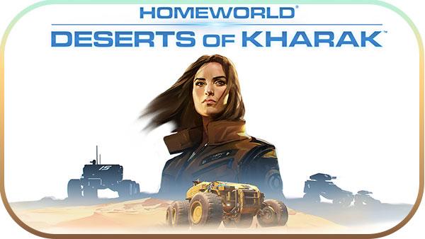 Homeworld Deserts Of Kharak indir