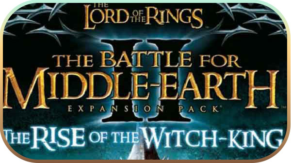 LOTR: The Battle For Middle Earth 2: The Rise Of The Witch-King indir