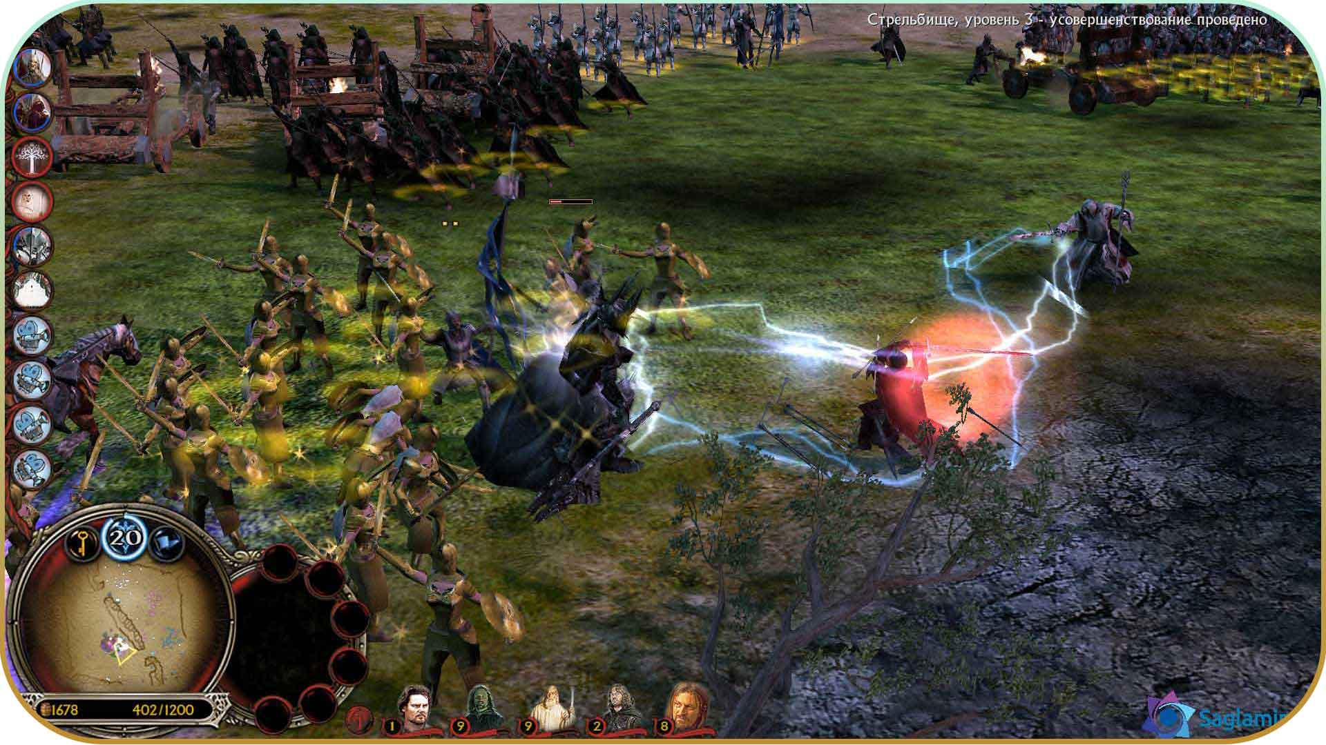 LOTR Battle For Midlle Earth 2 The Rise Of The Witch-King saglamindir