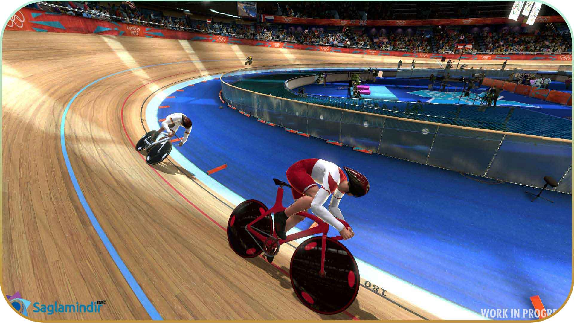 London 2012 The Official Video Game torrent indir
