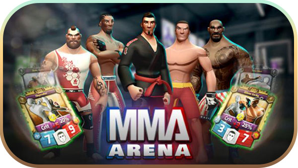 MMA Arena indir