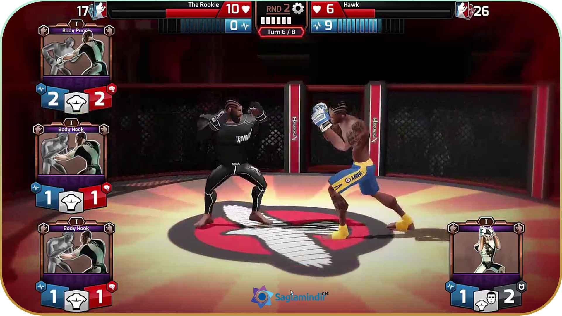 MMA Arena torrent indir