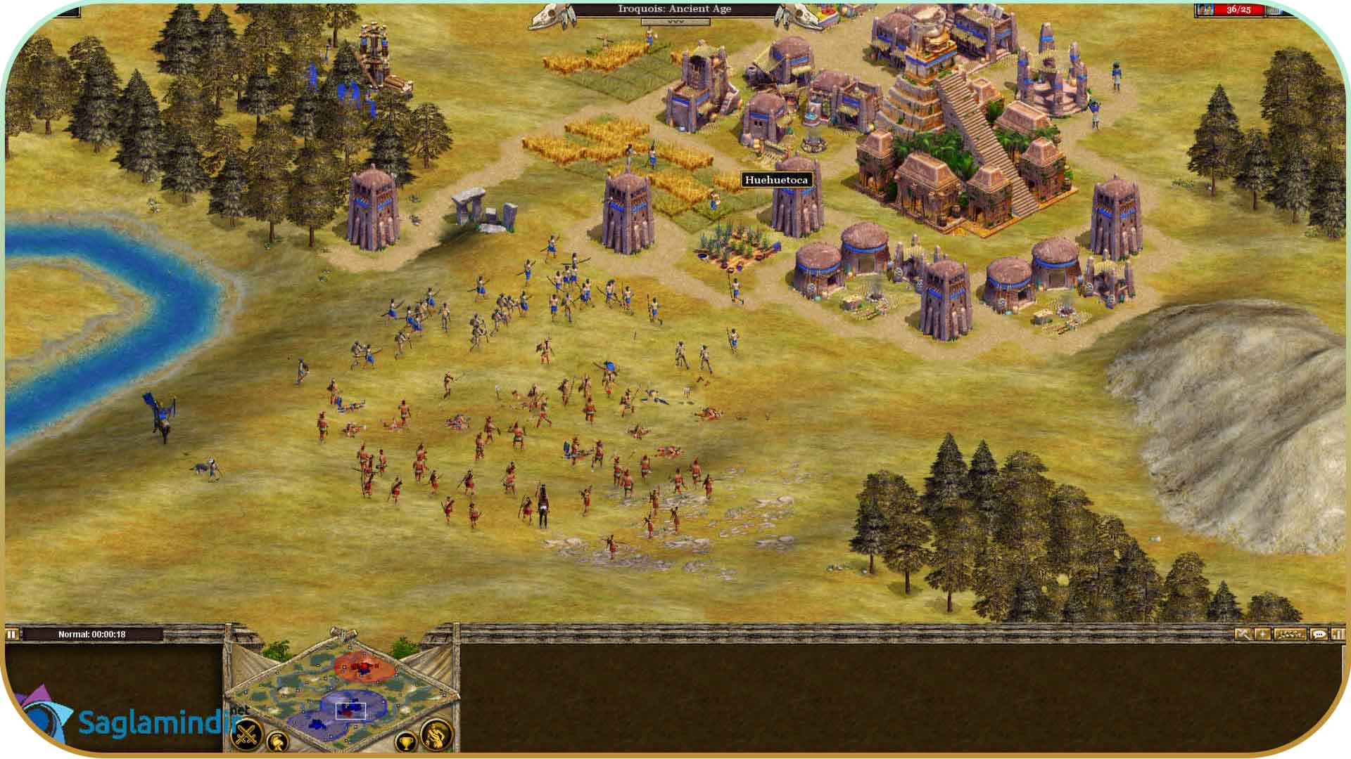 Rise Of Nations full indir