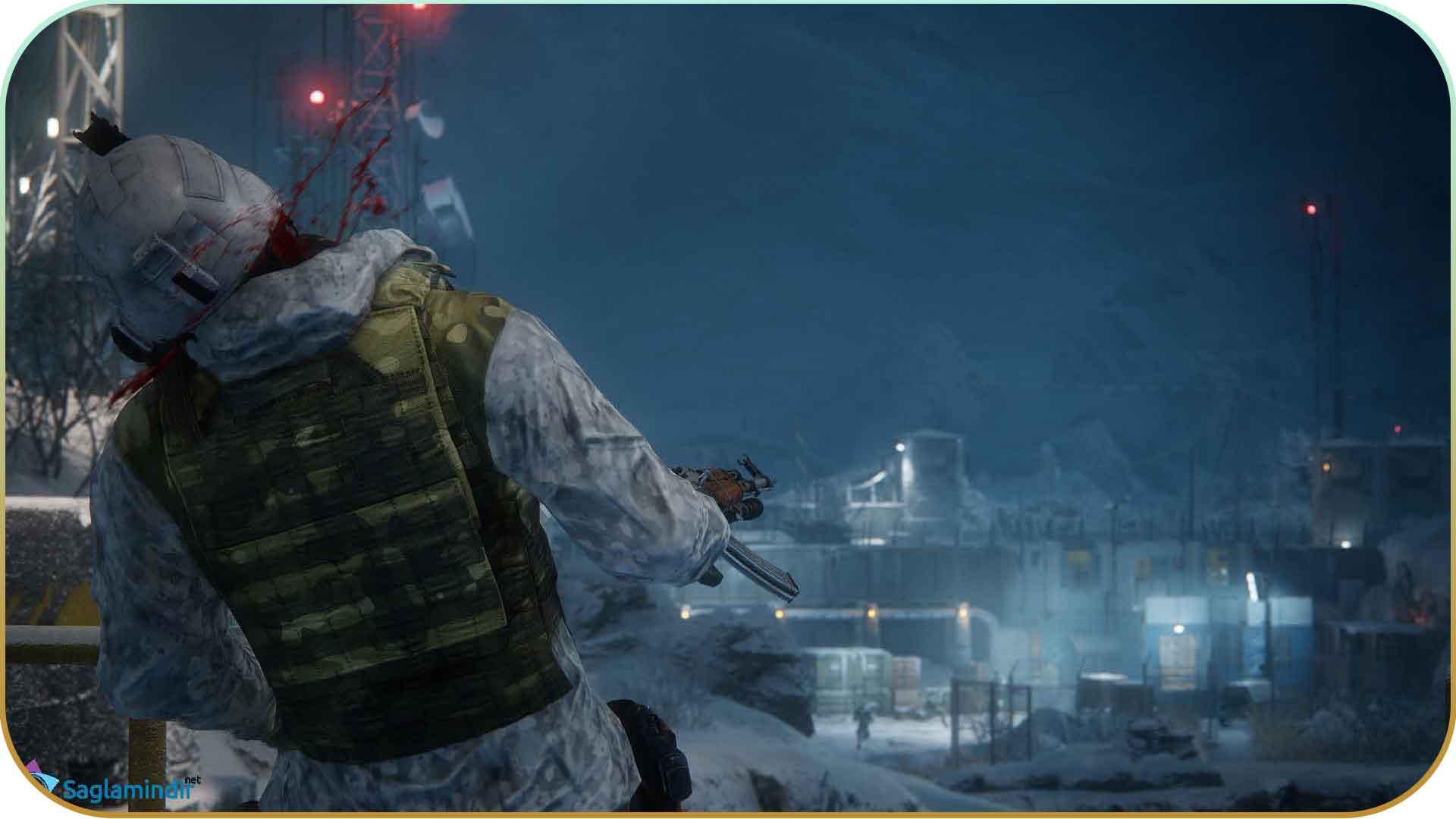 Sniper Ghost Warrior Contracts torrent indir